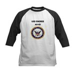 USS ENOREE Kids Baseball Jersey