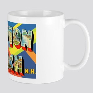 Hampton Beach New Hampshire Mug