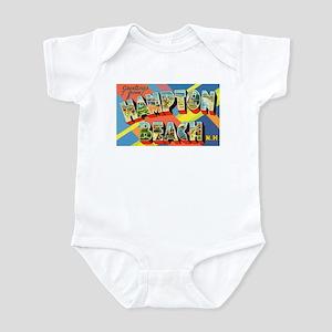 Hampton Beach New Hampshire Infant Bodysuit