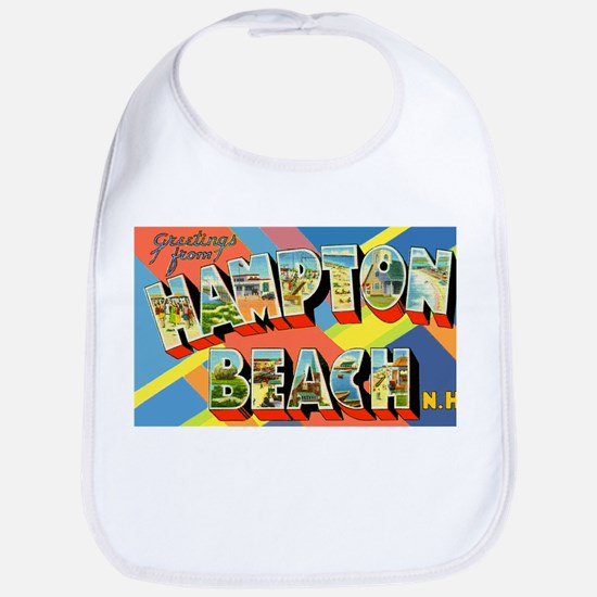 Hampton Beach New Hampshire Bib