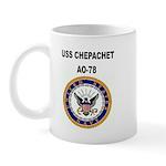 USS CHEPACHET Mug