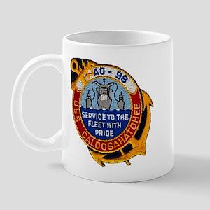 USS CALOOSAHATCHEE Mug