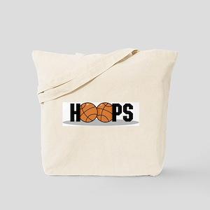 Hoops Tote Bag