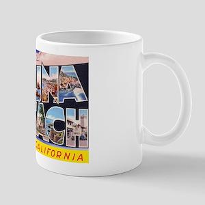 Laguna Beach California Greetings Mug