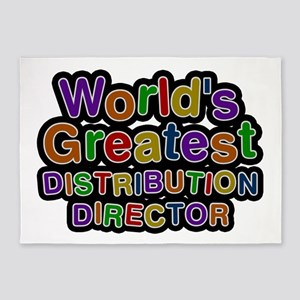 World's Greatest DISTRIBUTION DIRECTOR 5'x7' Area