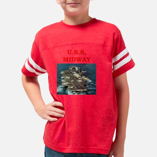 MIDWAY Youth Football Shirt