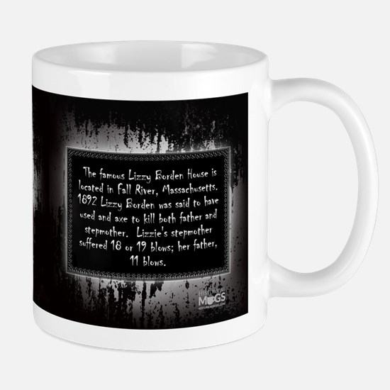 Lizzy Borden House Historical Mug