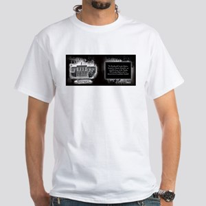 Beechworth Lunatic Asylum Historical T-Shirt