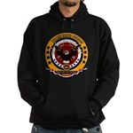 Veteran Proud to Serve Hoodie (dark)