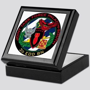 3d EOD JTF Paladin-South Keepsake Box