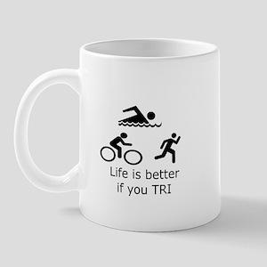tri-life Mug
