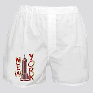 Empire State Building 2f Boxer Shorts