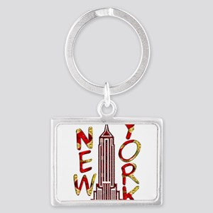 Empire State Building 2f Keychains