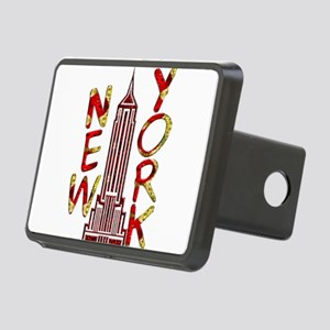 Empire State Building 2f Hitch Cover