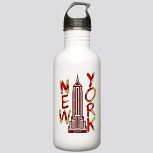 Empire State Building 2f Water Bottle