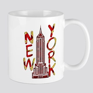 Empire State Building 2f Mugs