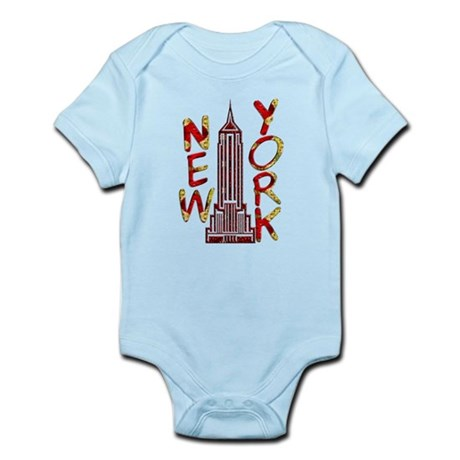Empire State Building 2f Body Suit