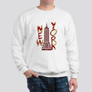 Empire State Building 2f Sweatshirt