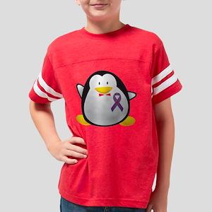 purple Youth Football Shirt