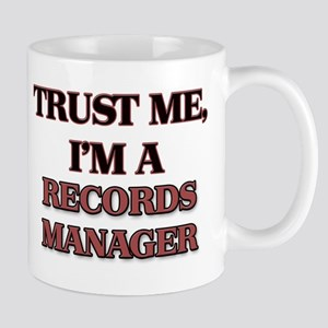 Trust Me, I'm a Records Manager Mugs