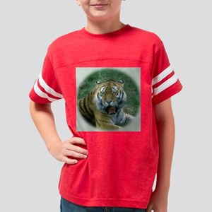 wallclockrnd Youth Football Shirt