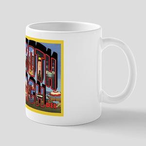 Rohoboth Beach Delaware Greetings Mug