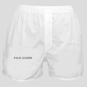 Pack Leader Boxer Shorts