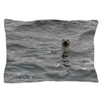 Harbor Seal Pillow Case