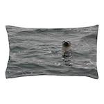 Harbor Seal Pillow Case