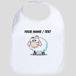 Custom Cartoon Sheep Bib