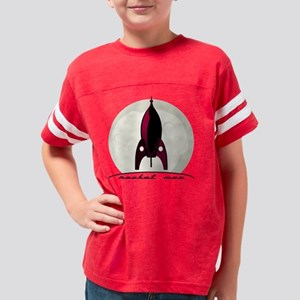 Rocket1c Youth Football Shirt