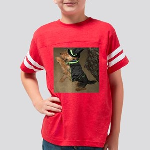 Danny_the _Warlock Youth Football Shirt