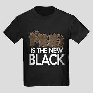 Mud is The New Black Kids Dark T-Shirt