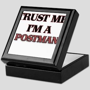 Trust Me, I'm a Postman Keepsake Box
