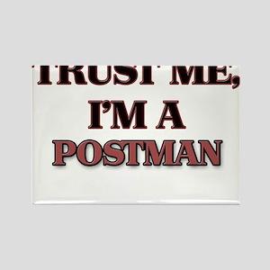 Trust Me, I'm a Postman Magnets