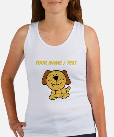 Custom Three Legged Dog Tank Top