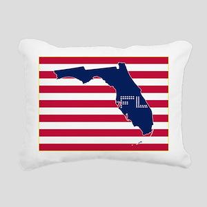FL-S Rectangular Canvas Pillow