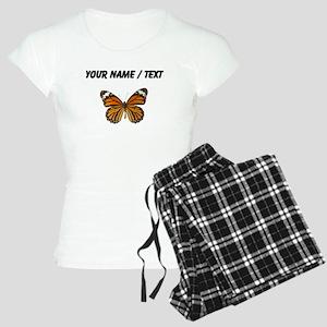 Custom Monarch Butterfly pajamas