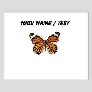 Custom Monarch Butterfly Poster Design
