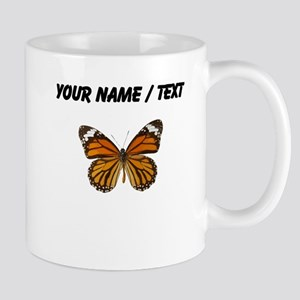 Custom Monarch Butterfly Mugs