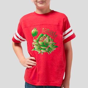 Go Green Lotus Youth Football Shirt