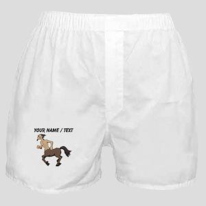 Custom Centaur Boxer Shorts