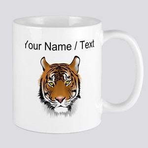 Custom Bengal Tiger Mugs