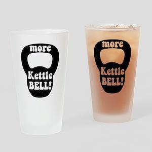 More Kettlebell Drinking Glass