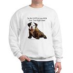 Not In Love W/Your Tone Sweatshirt