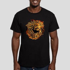 GOT Dracarys Flames T-Shirt