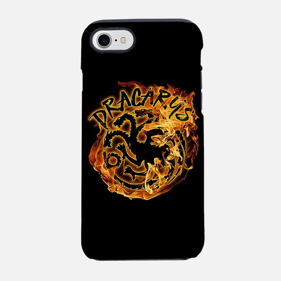 GOT Dracarys Flames iPhone 7 Tough Case