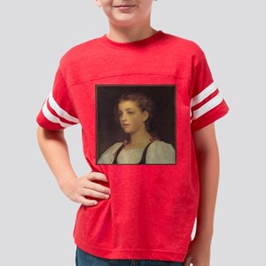 Biondina for Box Youth Football Shirt