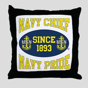 Since 1893 Throw Pillow