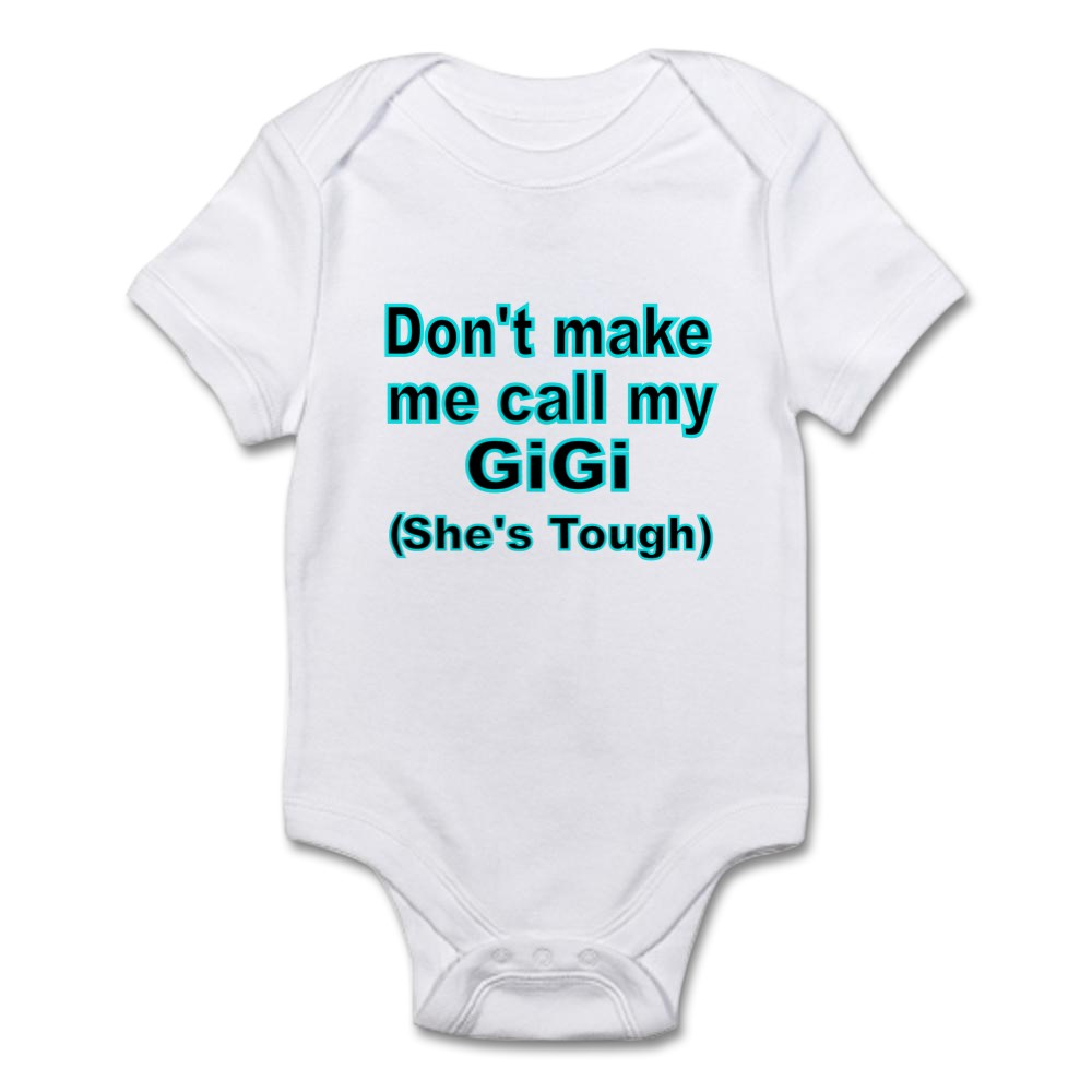 CafePress-Cute-Infant-Bodysuit-Baby-Romper-959951455 thumbnail 17